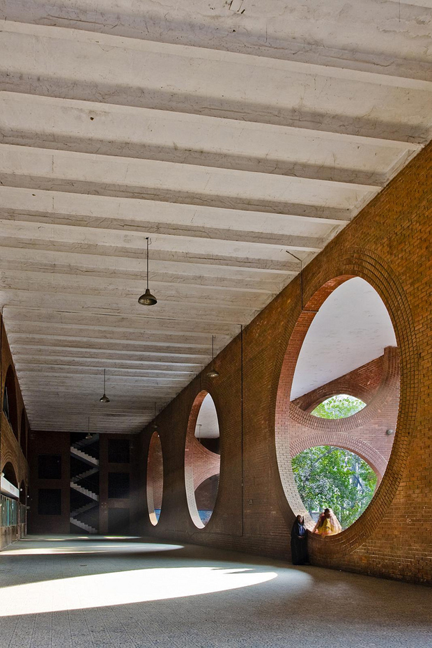 Louis Kahn Visual Archive by Naquib Hossain 1