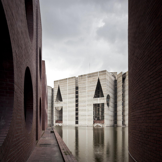 Louis Kahn Visual Archive by Naquib Hossain 10