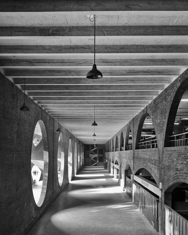 Louis Kahn Visual Archive by Naquib Hossain 2