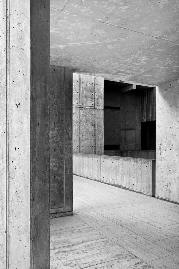 Louis Kahn Visual Archive by Naquib Hossain 4