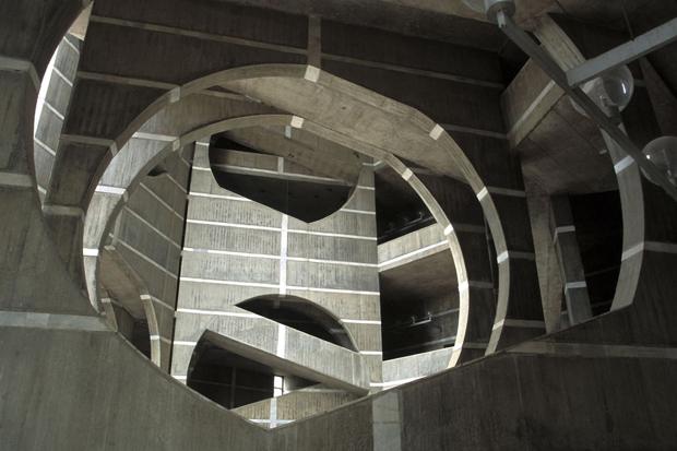 Louis Kahn Visual Archive by Naquib Hossain 5