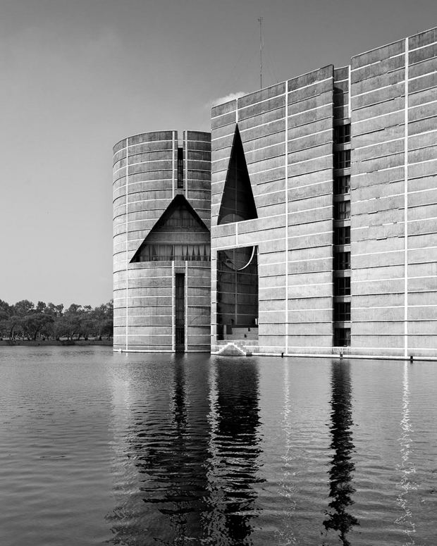 Louis Kahn Visual Archive by Naquib Hossain 6