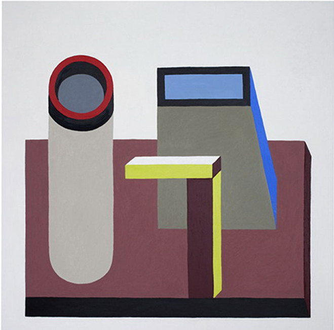 Paintings by Nathalie Du Pasquier 2