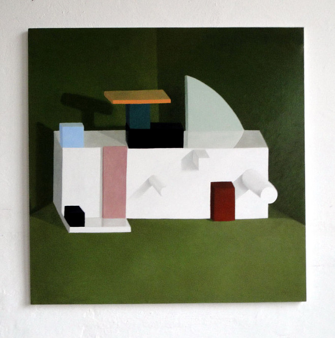 Paintings by Nathalie Du Pasquier 5