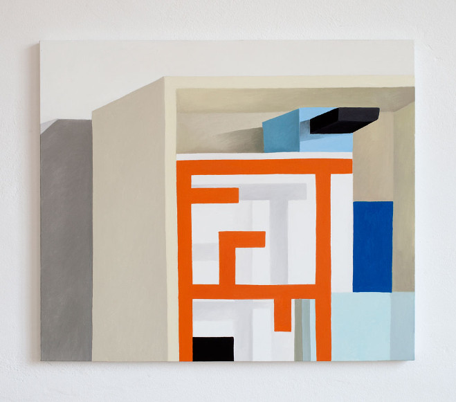 Paintings by Nathalie Du Pasquier 8