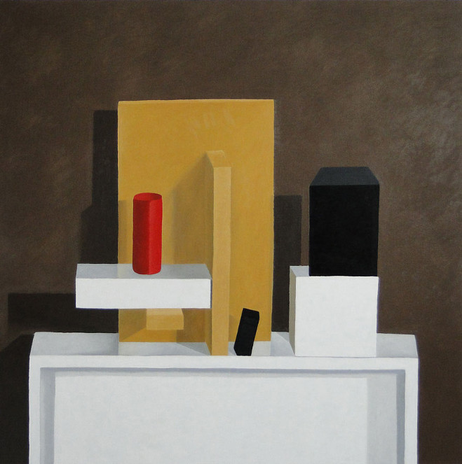 Paintings by Nathalie Du Pasquier 9