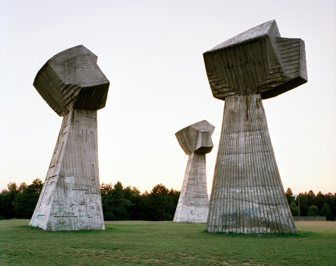 Spomenik,-The-Monuments-of-Former-Yugoslavia-by-Jan-Kempenaers-1