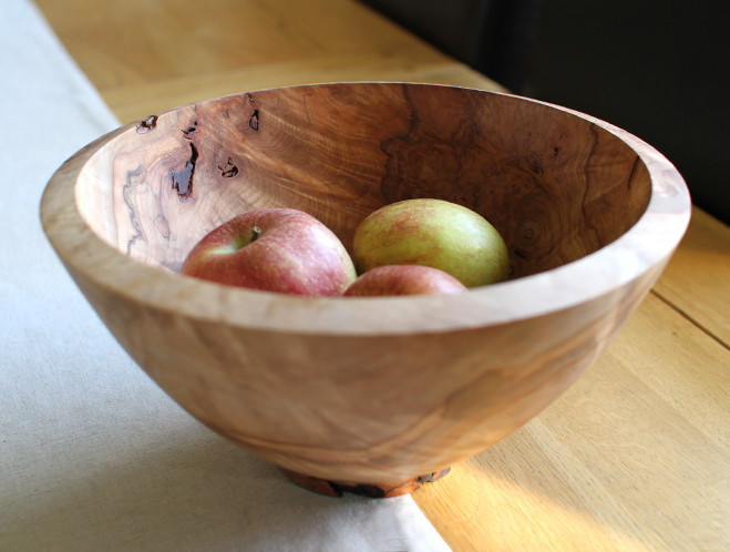 Handturned in Cumbria - New Wooden Bowls & Dishes by Jonathan Leech 6