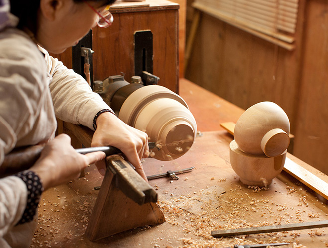 New Feature -  Maiko Okuno's Workshop in Ishikawa Prefecture, Japan 1