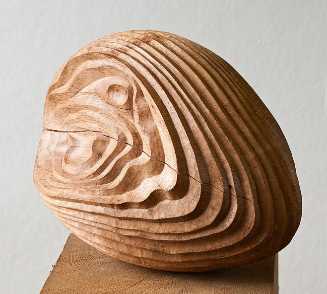 Forms Crafted From Wood Hand Carved Wooden Sculptures By