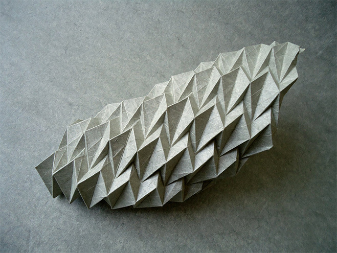 Patterned Tessellations Paper Sculptures By Italian Creative Andrea Russo on Creative Tessellations