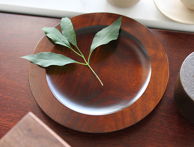 Tea Containers & Lacquer Dishes - Wooden Objects by Fujii Works 5