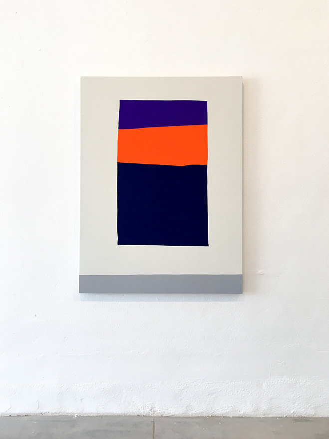Colour Field – Minimalist Paintings by American Artist ... Minimalist Painting