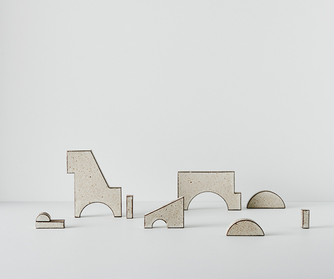 Fine Rearranging Ceramic Forms Scape By Bruce Rowe Of Anchor Cjindustries Chair Design For Home Cjindustriesco